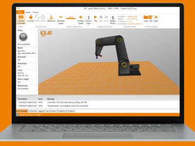 Gratis besturings-software voor robots