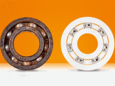 kogellagers - plastic vs staal