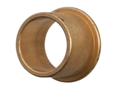Gesinterd glijlager van brons