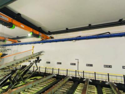 Wat is beter voor uw kraan: stroomrails of kabelrups?