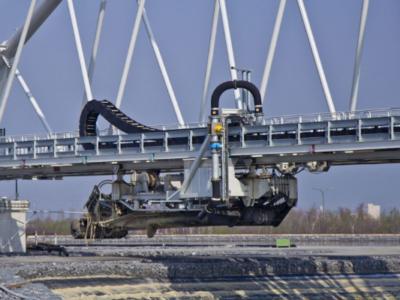 Grootste kunststof kabelrups ter wereld al ruim 10 jaar storingsvrij in gebruik