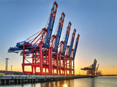 Kabelrups-systemen voor havens
