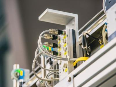 Actuator-Sensor-Box met AS-Interface aansluiting