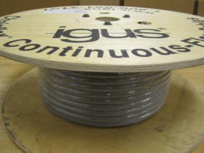 Kabelhaspel voor igus slijtvaste kabel